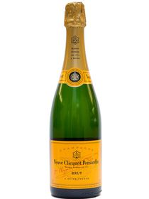 Veuve Clicquot - Yellow Label Champagne - Case 6 x 750ml