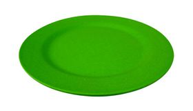 LeisureQuip - Biodegradable Bamboo Plate - Green
