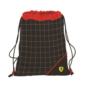 Ferrari Black Label Collection Tog Bag