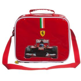 Ferrari Kids Collection Lunch Bag