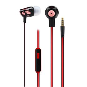 Astrum In Ear Earphone - EB240 Red