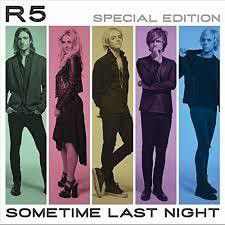 R5 - Sometime Last Night (CD)