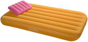 Intex - Junior Air-Bed Cozy Kids - Orange