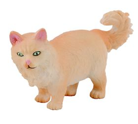 Collecta Cats&Dogs-Norwegian Forest Cat - Standing-S