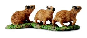 Collecta Woodlands-Capybara Babies-S