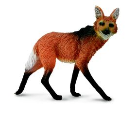 Collecta Wildlife-Maned Wolf-M