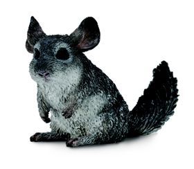 Collecta Wildlife-Long-Tailed Chinchilla-M