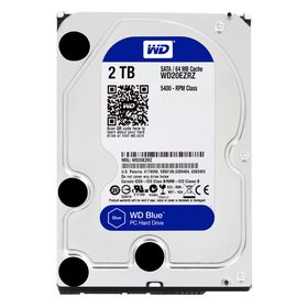 "WD Blue 2TB 3.5"" SATA 6Gb/s 64MB Internal Hard Drive"