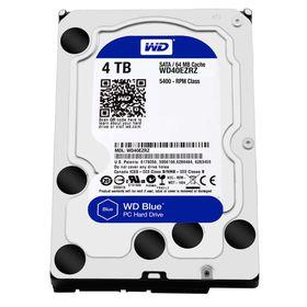 """WD Blue 4TB 3.5"""" SATA 6Gb/s 64MB Internal Hard Drive"""