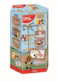 DAS Holding Giraffe Art Creative Kit