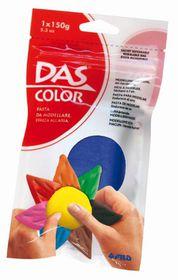 DAS Air Hardening Modelling Clay 150g - Blue