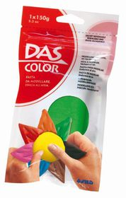 DAS Air Hardening Modelling Clay 150g - Green