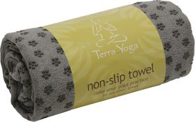 Yoga Towel - Grey