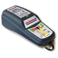 OptiMate 4 - Sealed Microprocessor Desulphating Charger-Maintainer-Tester 12V