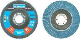 Fox Tools - Abrasive Disc Flap Std 115mm - 60g