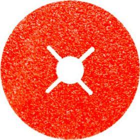 Fox Tools - Abrasive Disc R/Fibre 115mm P24 (25)