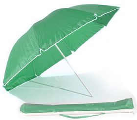 St Umbrella - Beach Umbrella - Bottle Green