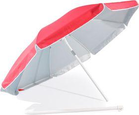 St Umbrella - Beach Umbrella - Red