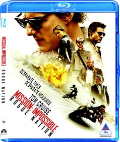 Mission Impossible: Rogue Nation (Blu-ray)