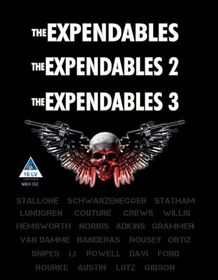The Expendables Triple Pack (DVD)