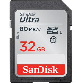 SanDisk 32GB Ultra SDHC Card