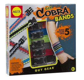 Alex DIY Cobra Bands