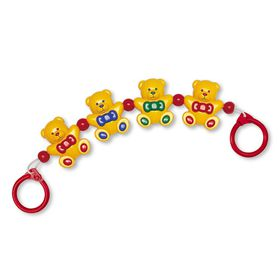 Tolo - Little Bears Pram Toy