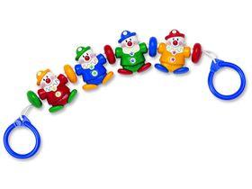 Tolo - Little Clowns Pram Toy