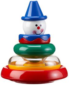 Tolo - Stacking Activity Clown