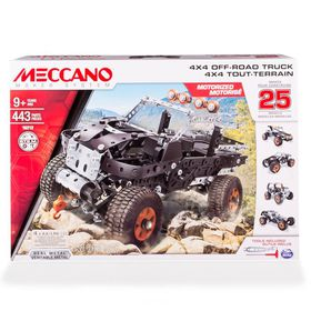 Meccano Multi Model - 25 Model