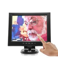 "12"" LCD Touchscreen Monitor"