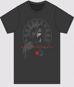 Star Wars VII - Rule The Galaxy T-Shirt (X-Large)
