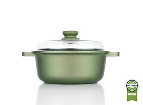 Risoli - Dr Green Sauce Pot - 24cm