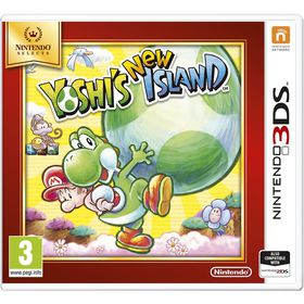 Yoshis New Island Select (3DS)
