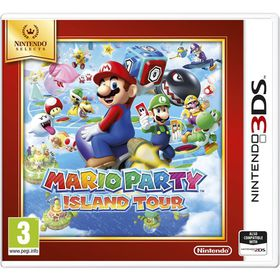 Mario Party: Island Tour Select (3DS)