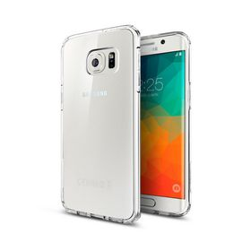 Spigen S6 Edge Plus Ultra Hybrid Clear Case