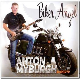 Anton Myburgh-Biker Angel