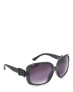 Bad Girl Hollywood Sunglasses in Black and Navy