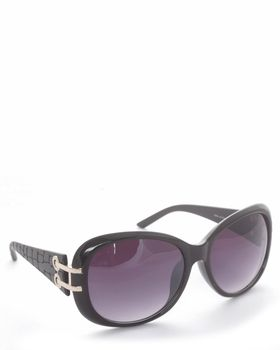 Bad Girl Couture Sunglasses in Black