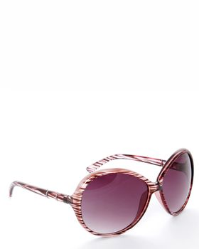 Bad Girl Moda Sunglasses in Pink and Silver