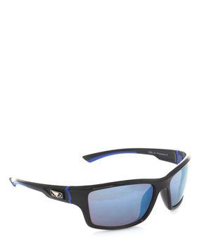 Bad Boy Rush-Revo Sunglasses in Black and Blue
