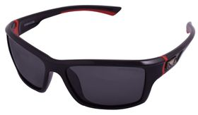 Bad Boy Rush-Revo Sunglasses in Black