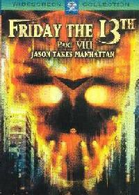 Friday the 13th Part VIII: Jason Takes Manhattan (DVD)