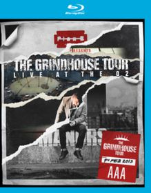 Plan B - The Grindhouse Tour - Live AT The O2 (Blu-Ray)