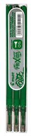 Pilot Frixion Point Erasable Pen Refills - 0.5mm Green (3 Pack)