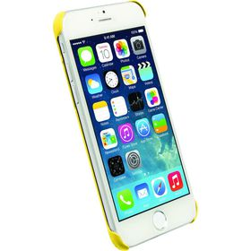 Krusell Malmo Texture Cover for the iPhone 6/6S - Yellow