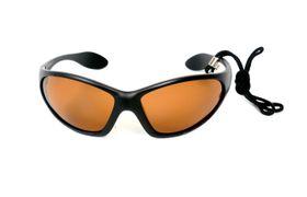 Snowbee Polarised Sports & Fishing Sunglasses - Amber Lenses