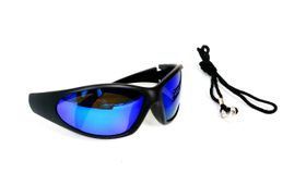 Snowbee Polarised Sports & Fishing Sunglasses - Blue Lenses