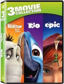 Big Face 2 Boxset (DVD)
