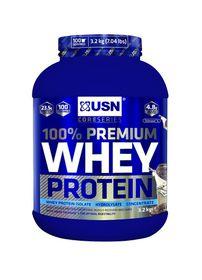 USN 100% Premium Whey Cookies And Cream - 3.2kg